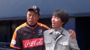 20130327OP新潟×群馬・試合前②