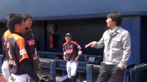 20130327OP新潟×群馬・試合前①